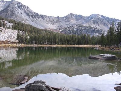 Granite Pass and beyond, Oct. 2007