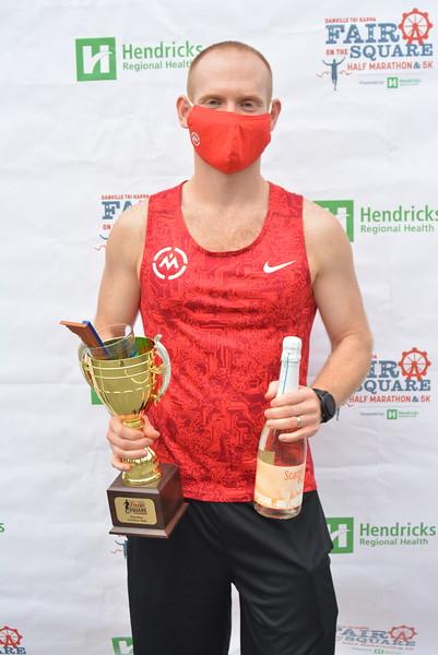 Marathon Champions Finish + Awards