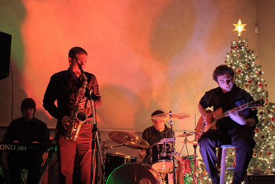 Rich Williams and The Secret Organ Trio