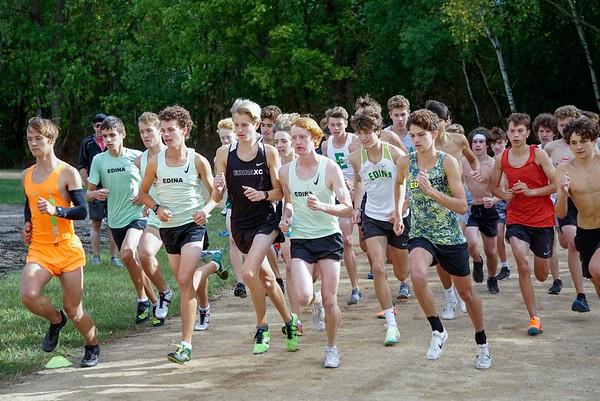 8-21-21 Alumni Race
