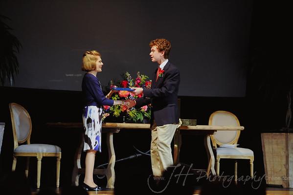 Collin's Graduations