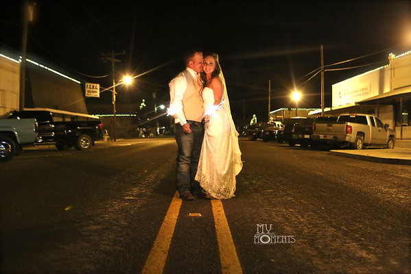Miski n Jason Wedding