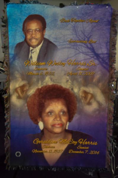 Geraldine McCoy-Harris Memorial