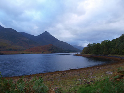 Loch Leven and Glen Coe 2009