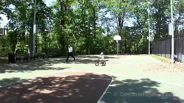 20140805 Arlington, VA - Dylan's Biking Video