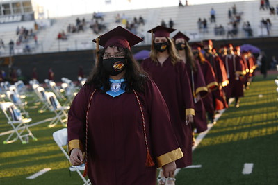 2020 Andress High School Graduation