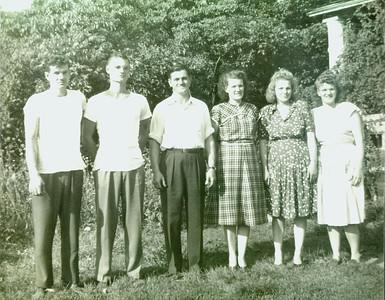Raymond's Family