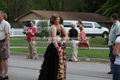 Bentonville High School Pre-Prom at Bogle Park - 04/25/2009
