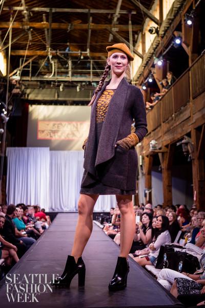 Seattle Fashion Week 2015