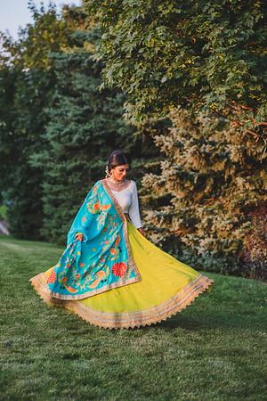 Jasmine & Akash Pre-Events