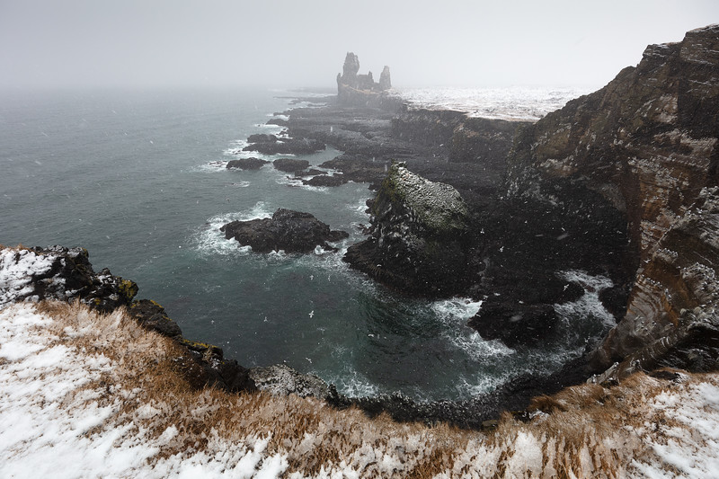 Londrangar Iceland landscape photography winter.jpg