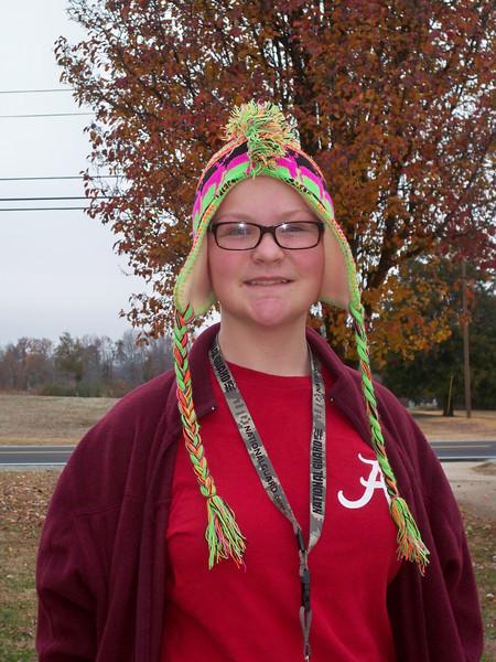 Hat Day November 22, 2013
