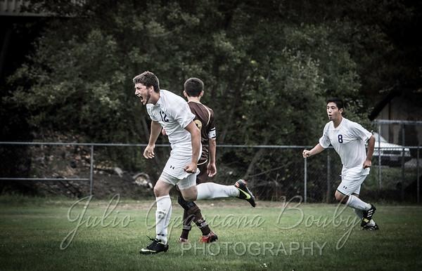 130914 MHS Boys Soccer vs NBHS