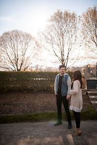 Sarah + Matt | Wisconsin Engagement Session