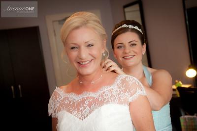 Bridal Preparations & Portraits