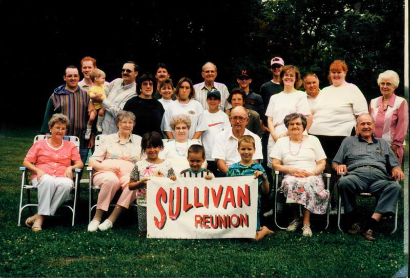 Sullivan Family Reunion