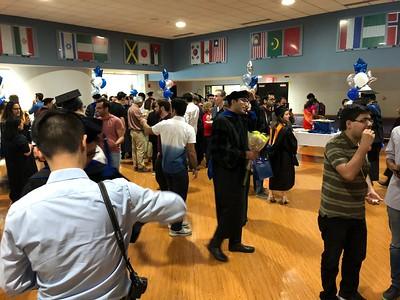 2018 CBE Graduate Commencement Event