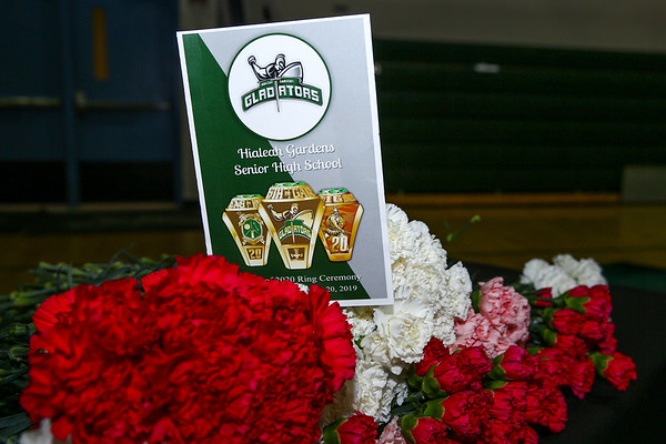 Class of 2020 Ring Ceremony 2/20/19