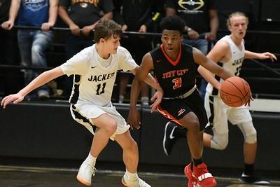 Basketball - LHS 2018-19 - Jeff City Ozone