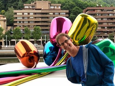 Day 9, Bilbao