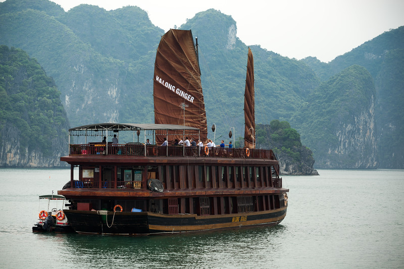 2011 09/20 to 09/21: Hạ Long Bay 2.0