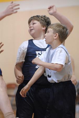St. Francis basketball - 02/02/2008