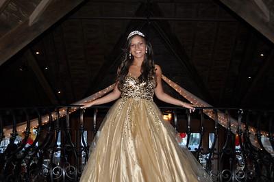 Vanessa Anderson Sweet 16