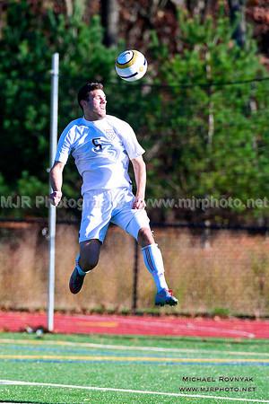 Soccer, Boys College 12, St Joseph's #5 Vs Mount Saint Mary 11.04.12