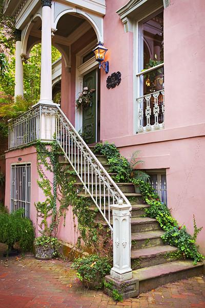 Pink House, Savannah