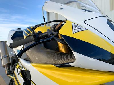 Bruce Transportation Honda CBR954RR on IMA