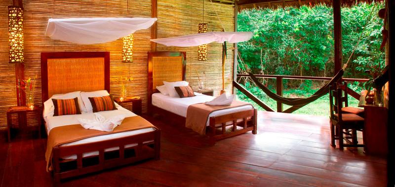 Superior Room Refugio Amazonas