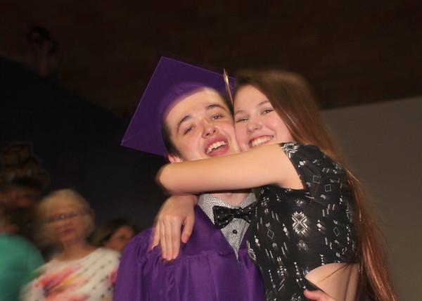 Aden Simmons Graduation 2018