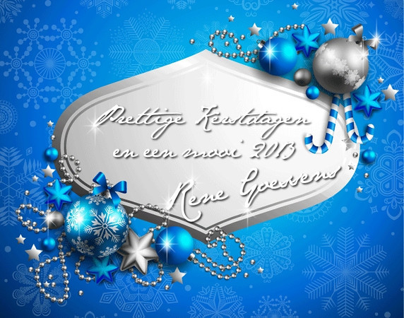 Kerstgroet 2012