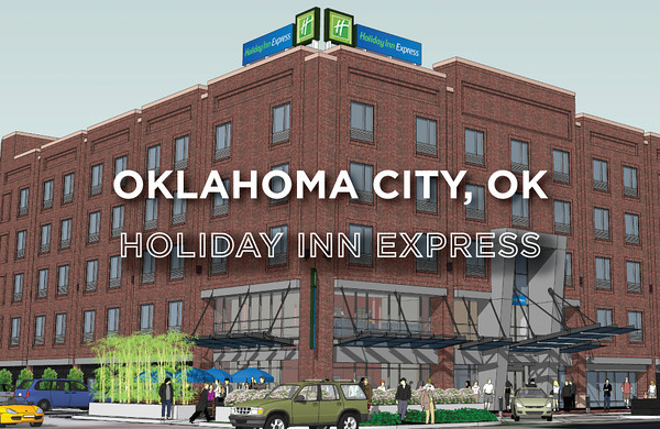 Oklahoma City (Bricktown), OK - Holiday Inn Express