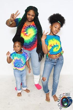 Kayla's Family Portrait