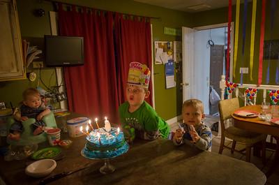 2015-01 - Noah's Birthday
