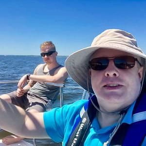 2018 Sailing on Raritan Bay