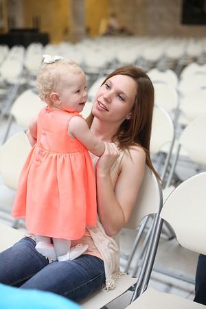 Johnson Families at Utah State Capital