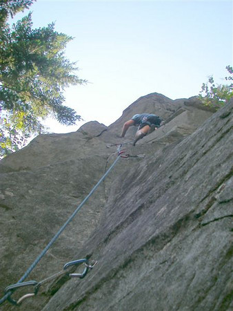 Exit 38 Climbing - August