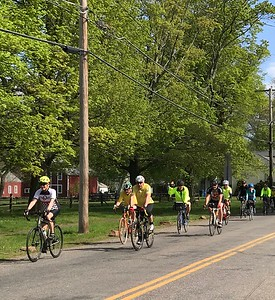 May 8 Wednesday Ride