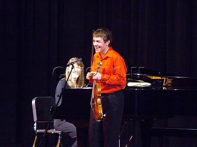 Matt Lipman Senior Recital