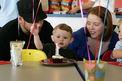Mateo's First Bday