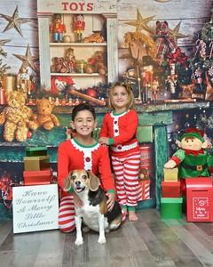 Dylan & Isabella Christmas 2020
