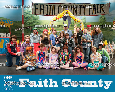 QHS Spring Play 2013 - Faith County