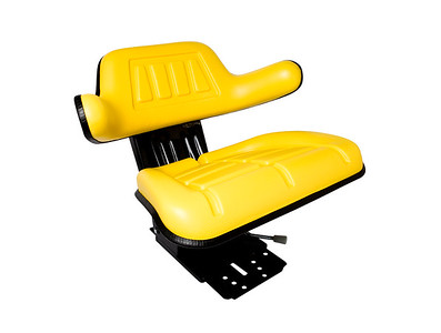 GENERAL PURPOSE SPRING SEAT (YELLOW)