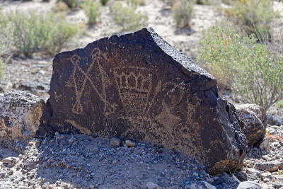 Petroglyph National Monument - Nov 4, 2018