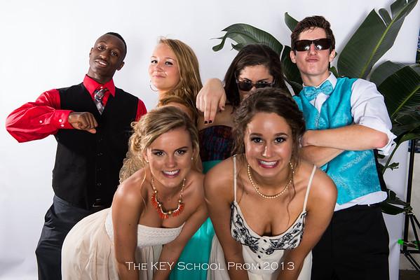 The KEY School Prom 2013