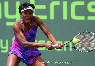 Tennis WTA Featured Player: Venus Williams