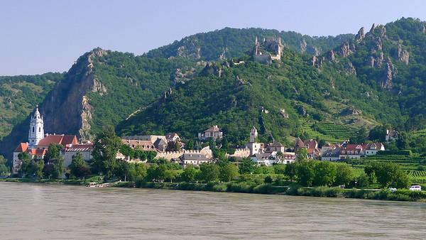 Wachau Valley & Rhine Gorge Views
