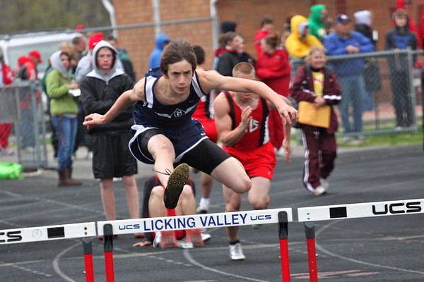 GHS Track 2010 Dick Houston Relays at Licking Valley